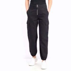 NWT Material Girl Jogger High Rise Cargo Pants